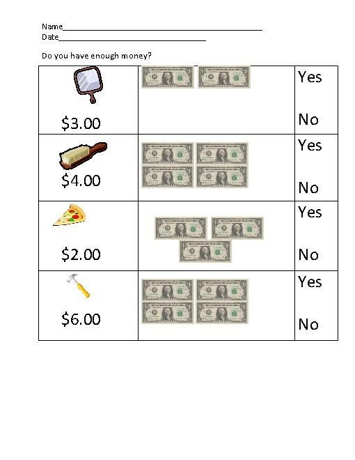 Do You Have Enough Money