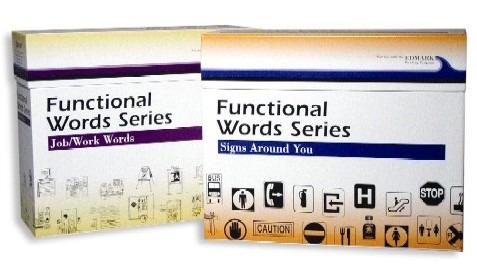 Edmark Functional Word Series  Complete