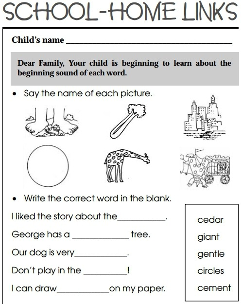 Education Worksheets For First Grade Picture Ideas  Jaimie Bleck