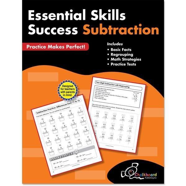 Essential Skills Success  Subtraction