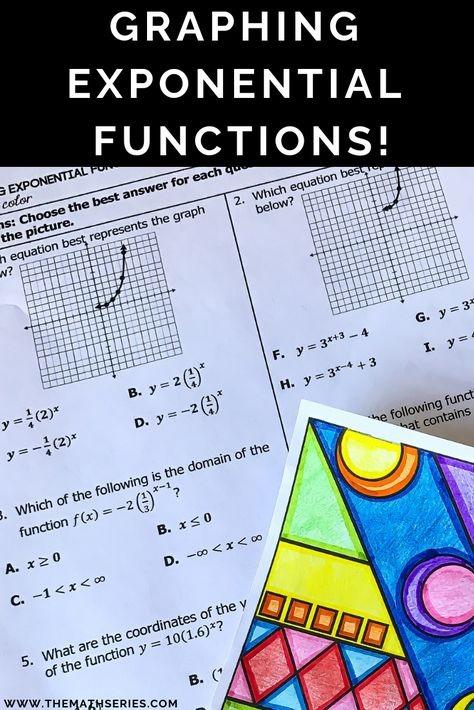 Extraordinary Algebra Eoc Practice Worksheets Picture Ideas Pin On