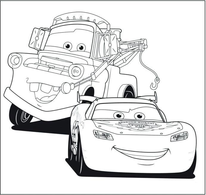 Free Printable Lightning Coloring Kids Cars Book Math Programs