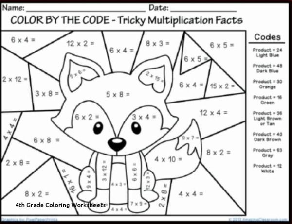Fun Math Worksheets For Th Grade Coloring Christmas Free Middle