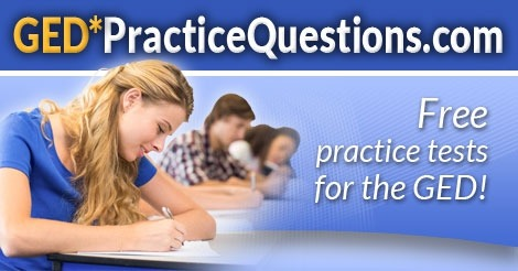 Ged Practice Questions