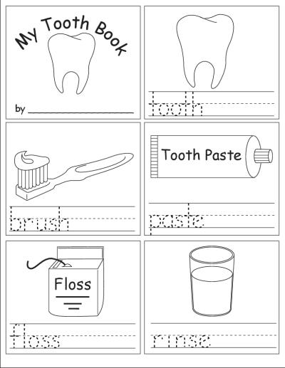 Kindergarten Teeth  Dental Health