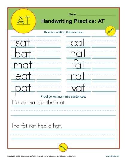 Letters At Printable Alaphabet Handwriting Worksheets For Kids