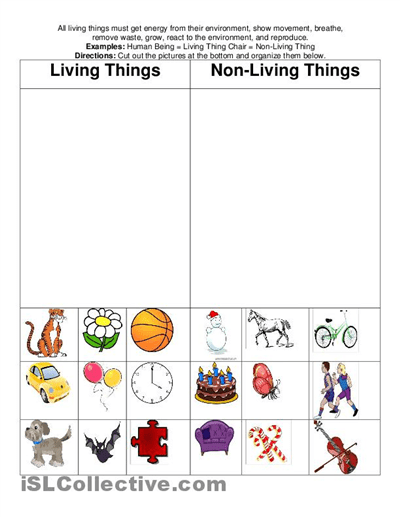 Living And Non