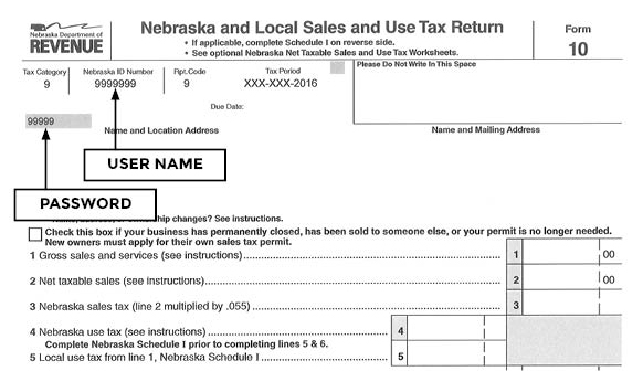 Online Sales And Use Tax Filing Faqs
