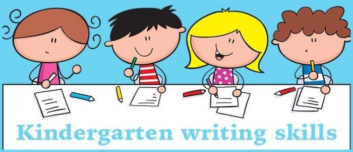 Our  Favorite Kindergarten Writing Worksheets