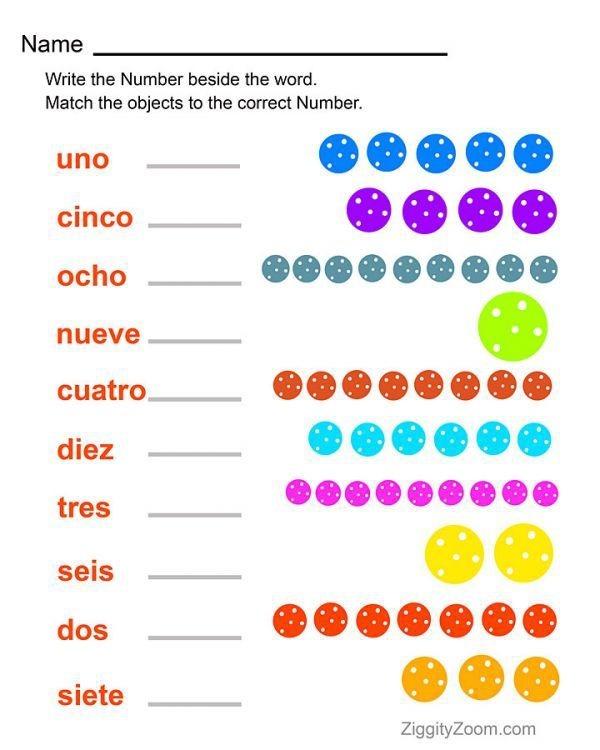 Pin On Spanish Ed