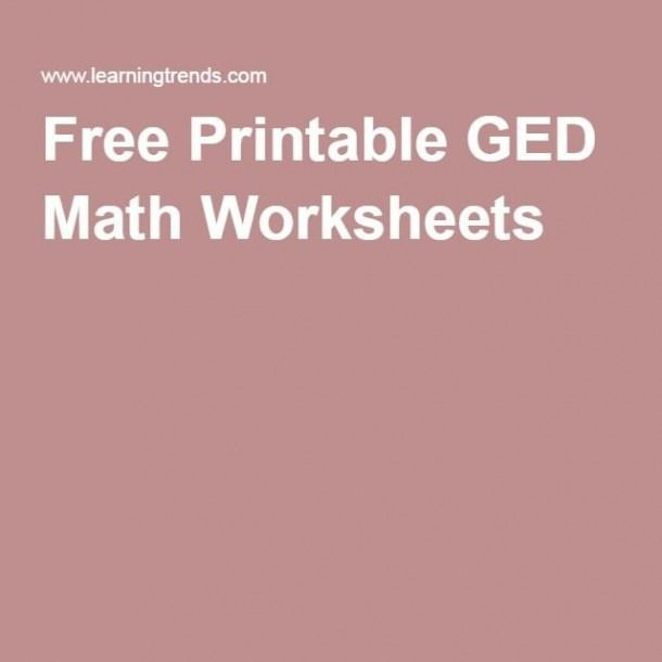 Printable Gedactice Worksheets Math And Answers Pdf Middle School