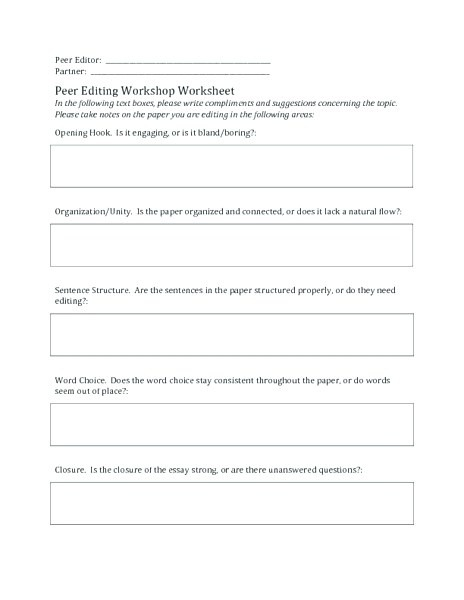 Resources Tips Students Love Editing Teach Starter Proofreading