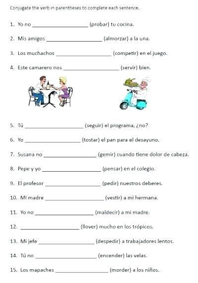 Spanish Worksheets For High School Astonishing Image Ideas Stem